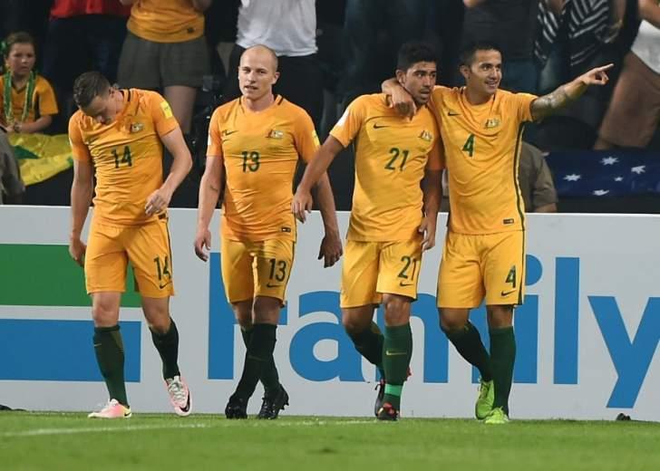 مدرب استراليا يخشى غياب قائد المنتخب عن التصفيات