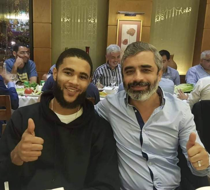 اجنبي جديد ينضم الى فريق بيروت