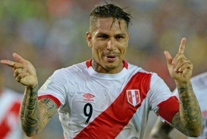 ايقاف قائد منتخب البيرو مرة جديدة