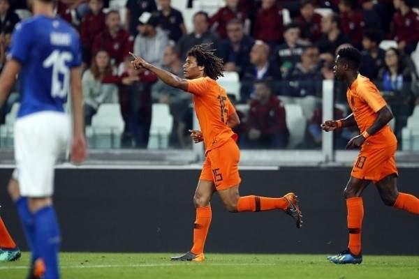 ودياً - هولندا تخطف تعادلاً مثيراً من ايطاليا