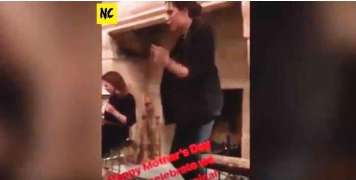 دايفيد بيكهام ينشر فيديو لزوجته فيكتوريا وهي ترقص