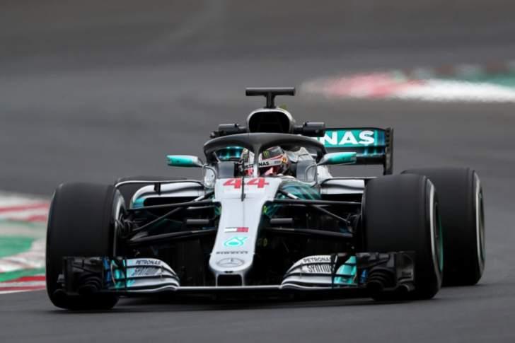 خاص : مرسيدس فازت ببطولة الفورمولا 1 لموسم 2018  قبل ان تبدأ!