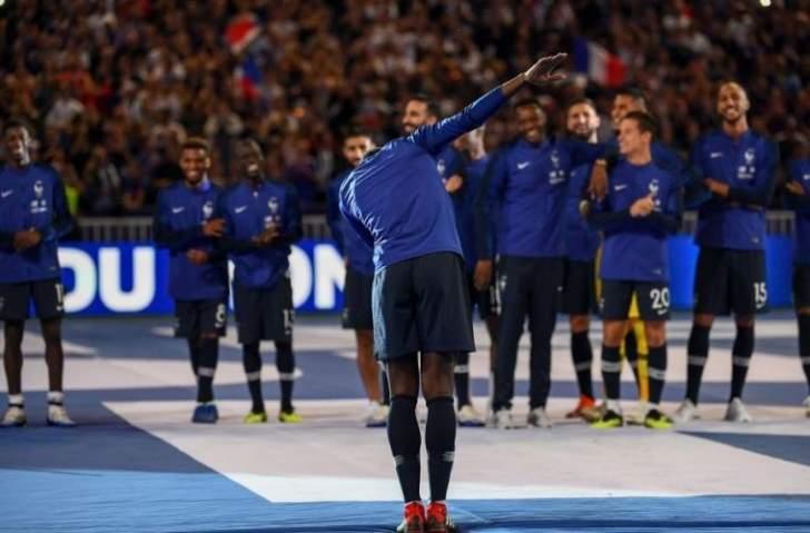 الموندو: رقصة اومتيتي التي جعلت الجماهير الفرنسية عاجزة عن الكلام