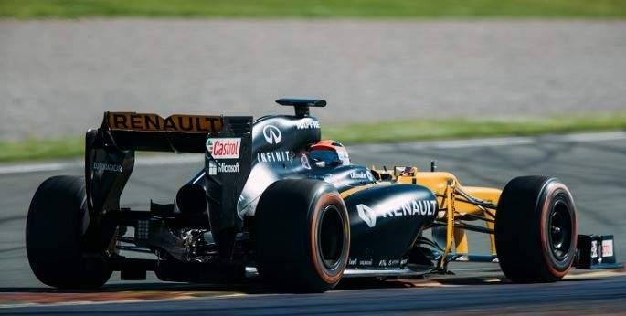كوبيكا يشعر أنه جاهز للعودة الى فورمولا 1