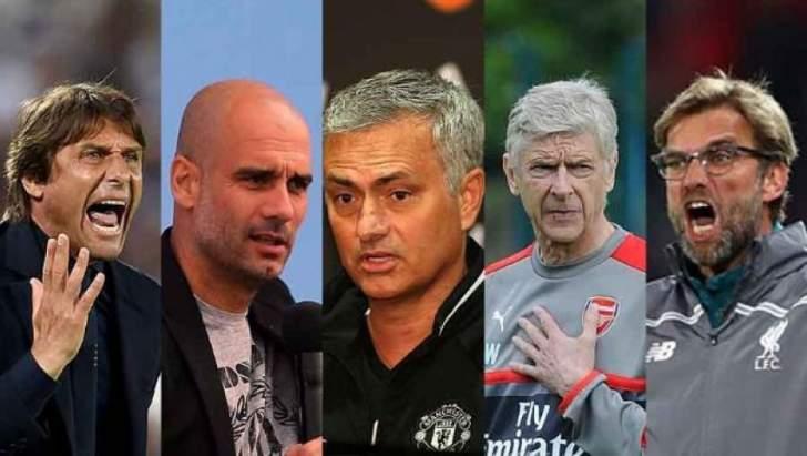 متى يتم الاستغناء عن المدربين في الدوري الانكليزي الممتاز ؟