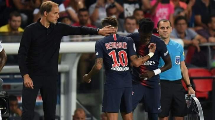 ليفربول يجبر باريس سان جيرمان على اراحة نيمار