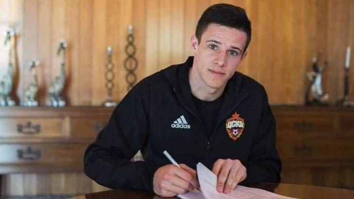 سيسكا موسكو ينجز صفقة مع سلافين الكرواتي