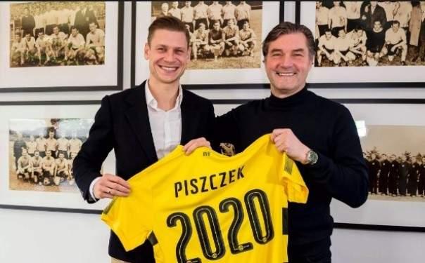 رسمياً : دورتموند يمدد عقد بيتشيك حتى 2020