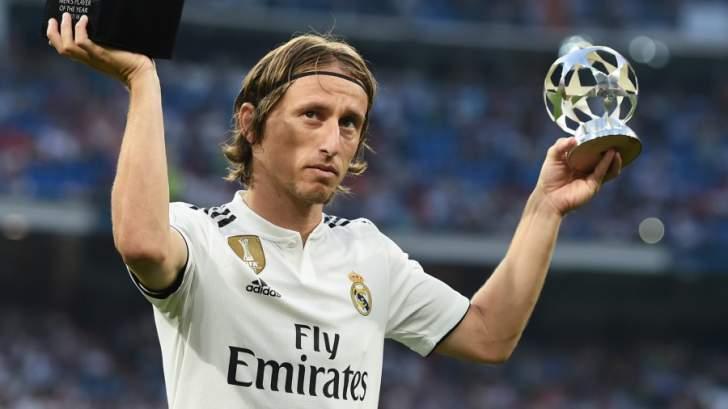 راموس: مودريتش استحق جائزة أفضل لاعب اكثر من رونالدو