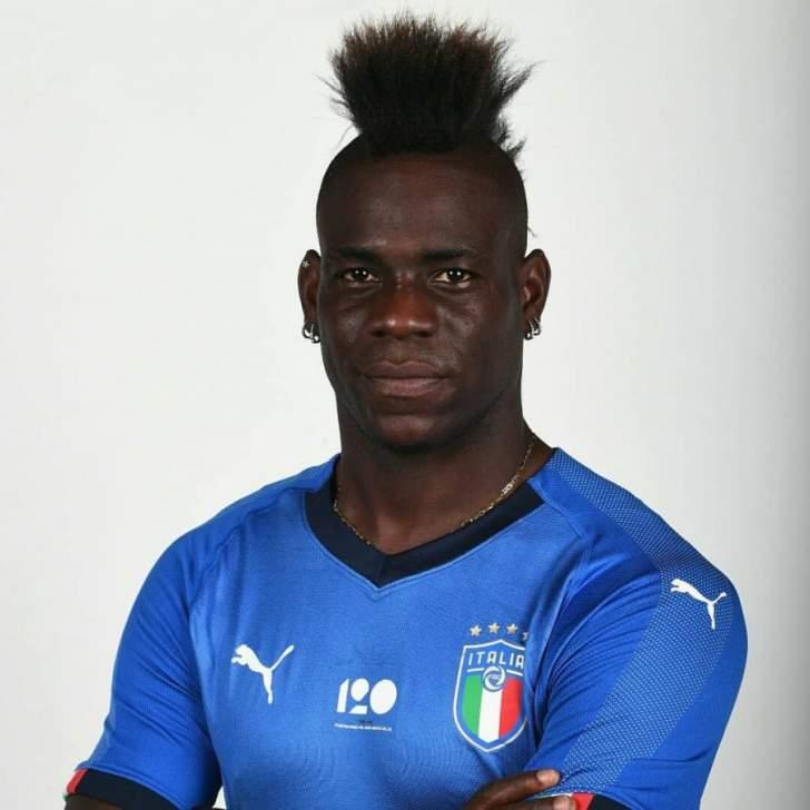 بالوتيلي يعود للتسجيل مع ايطاليا بعد 4 سنوات