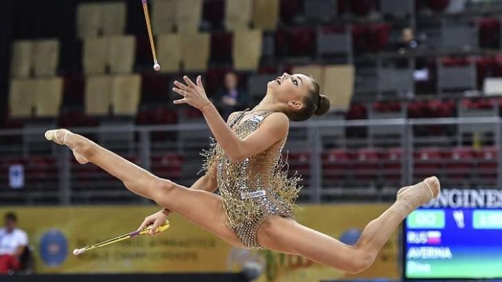 روسيا لا تتوقف عن حصد الذهب في بطولة العالم للجمباز