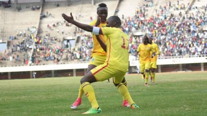 تصفيات كأس امم افريقيا: زيمبابواي في الصدارة بعد التعادل مع الكونغو