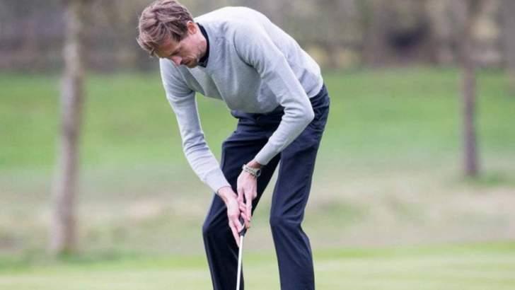 كراوتش على ملاعب الغولف