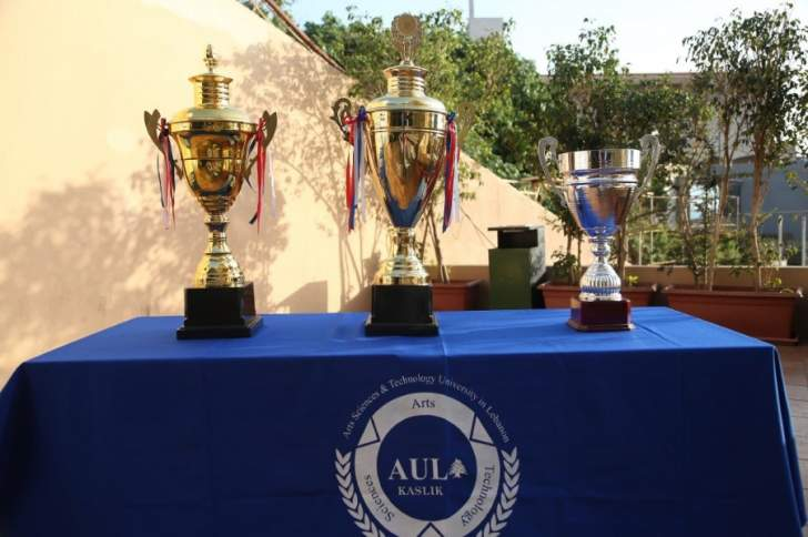 32 مدرسة في دورة جامعة الـ AUL - الكسليك السنوية الأولى لكرة السلة