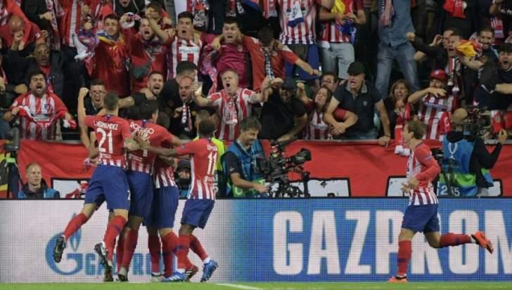 اتلتيكو مدريد يجر الريال لخسارة اول لقب في حقبة ما بعد رونالدو وزيدان