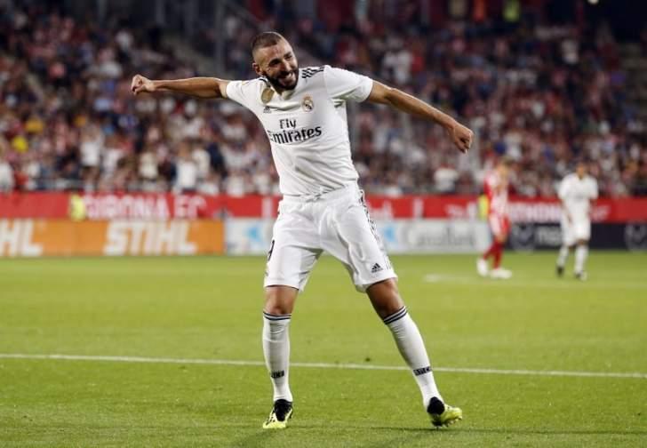 ريال مدريد يتصدر ترتيب الليغا مؤقتاً وتعادل اشبيليه وفياريال