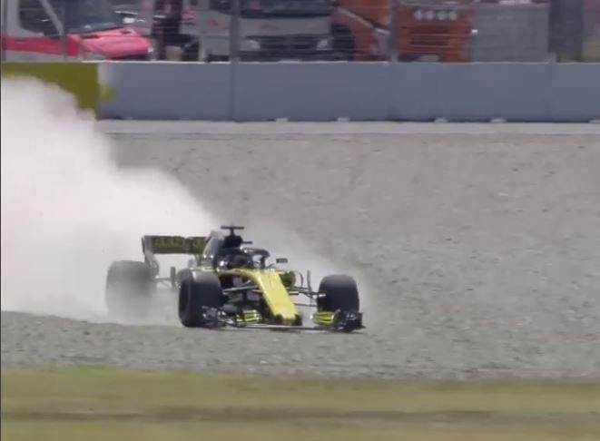 هكذا تُدمِرّ أرضية سيارة الفورمولا 1