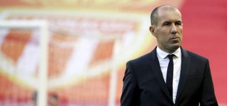رسميًا: موناكو يقيل المدرب ليوناردو جارديم