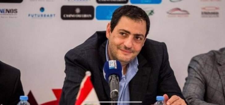 خاص: اكرم الحلبي يطالب الرؤساء الثلاثة بانقاذ كرة السلة اللبنانية