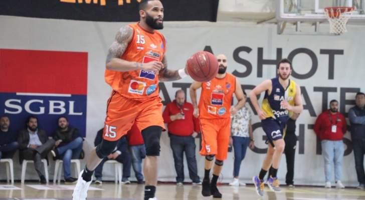 خاص: أفضل اللاعبين اللبنانيين والأجانب ومدرب الجولة الثامنة عشر والأخيرة من دوري كرة السلة