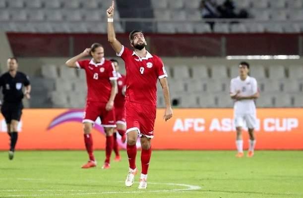 خاص : لبنان يودع كأس اسيا بسبب قانون اللعب النظيف