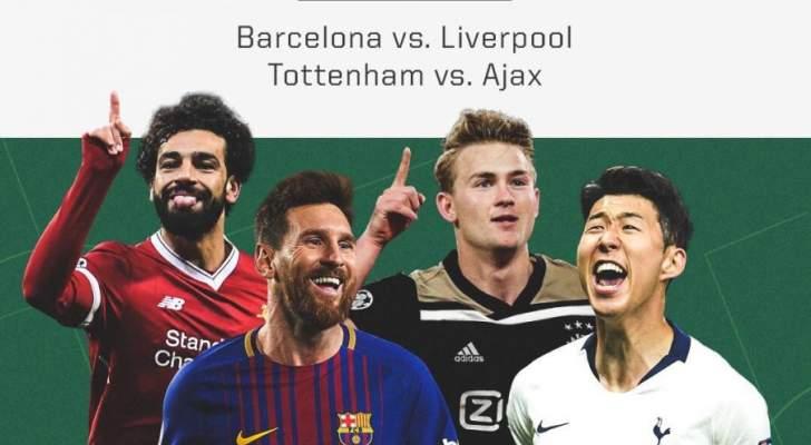 خاص: أبرز المشاهد الأحداث والعبر في الدور الربع النهائي من دوري أبطال أوروبا