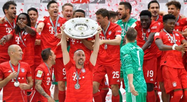 خاص: أبرز إحصاءات الدوري الألماني لكرة القدم في موسم 2018-2019