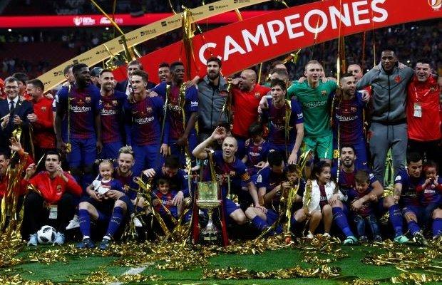 موجز الصباح: برشلونة بطل الكأس وميسي يحطم الأرقام، اليونايتد في النهائي، بينفينتو يصعق ميلان ونيو اورليانز أول المتأهلين