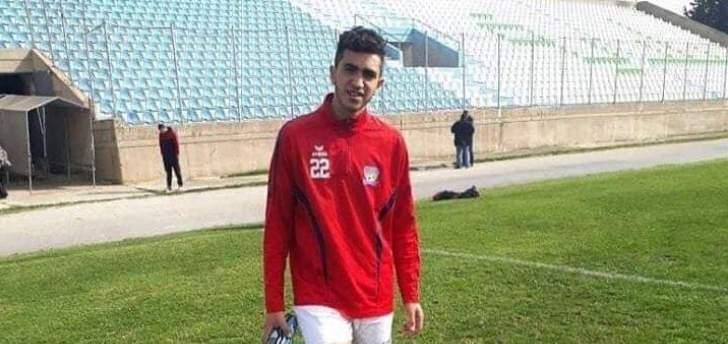 """لاعب الإجتماعي وسام الرفاعي يتحدث لـ""""السبورت"""" عن فاجعة وفاة زميله علي"""