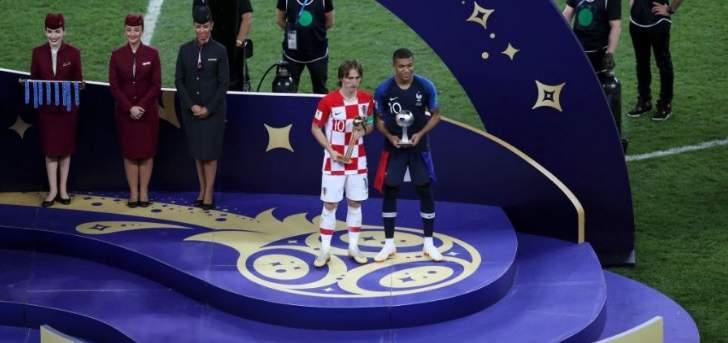 خاص: من نال جائزة أفضل لاعب شاب وكيف كانت مسيرة كل واحد منهم في مونديال (2010-2014- 2018)
