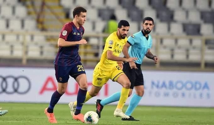 كأس الخليج العربي: الوحدة في صدارة مجموعته رغم التعادل امام الوصل