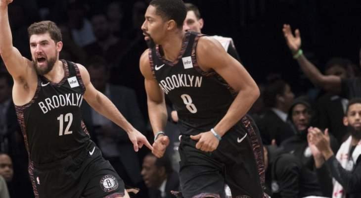 بروكلين يعلن ان جميع لاعبيه بخير بعد تخطي الكورونا