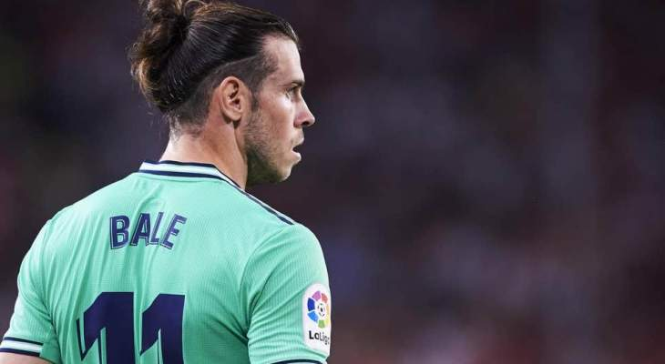 عودة بايل الى تدريبات ريال مدريد
