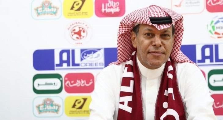 فهد المدلج رئيسًا للفيصلي السعودي