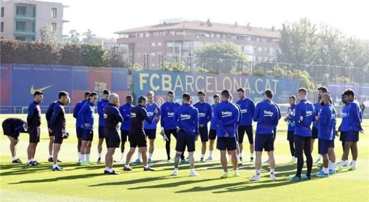 راكيتيتش يغيب عن تدريبات برشلونة