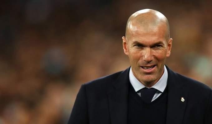زيدان لا يحبذ رحيل ميسي عن برشلونة وسعيد بالانتصار وباداء اللاعبين