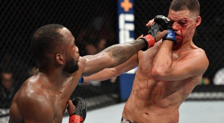 دياز: سأتغلب على ادواردز في اي قتال