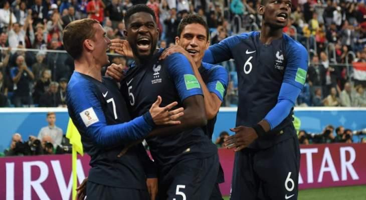 الديوك الفرنسية تصدح عالياً نحو النهائي وتُنهي حلم الشياطين الحمر