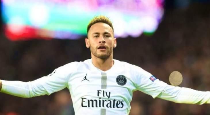 نيمار خارج تدريبات الفريق الباريسي وتطورات جديدة تقرب رحيله