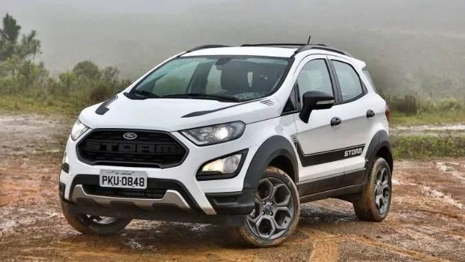 فورد تستعد للكشف عن نموذج جديد من Ecosport