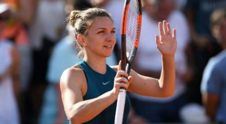 هاليب تحافظ على صدارتها في تصنيف لاعبات كرة المضرب