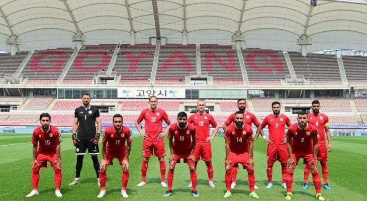 خاص- منتخب لبنان يسافر الأحد إلى الدوحة وعودة معتوق