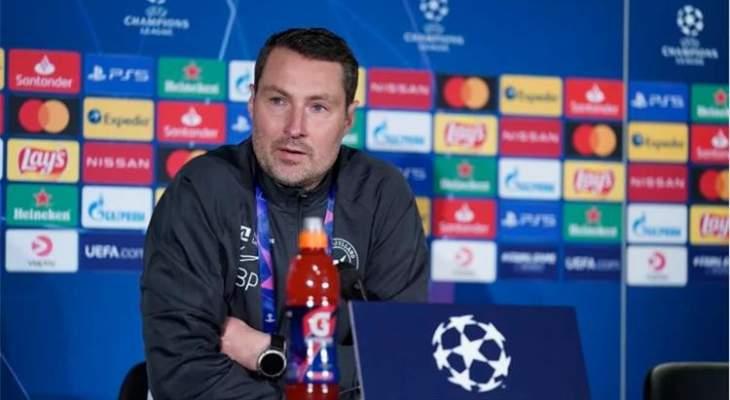 مدرب ميتلاند: لدينا اعتقاد لا يقهر بأنه يمكننا القيام بشيء أمام ليفربول