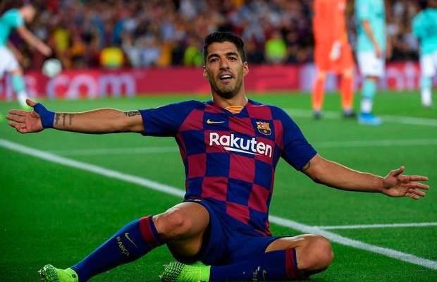 سواريز ينال لقب أجمل هدف في جولة دوري أبطال أوروبا