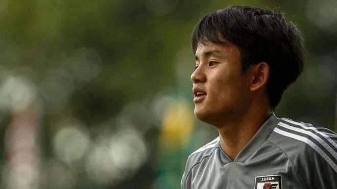 ريال مدريد ينشر فيديو لجوهرته اليابانية الجديدة