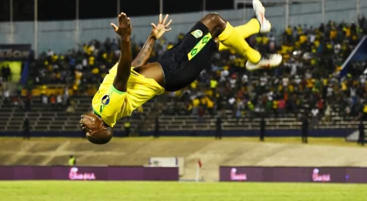 الكأس الذهبية: أورجيل يقود جامايكا الى فوز صعب على هندوراس