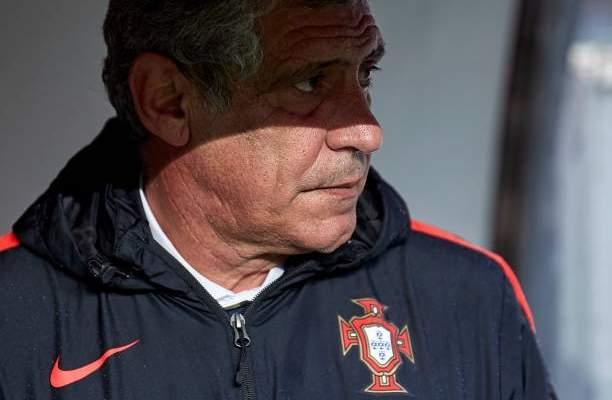 سانتوس : المنتخب البرتغالي بحاجة لمزيد من التأقلم