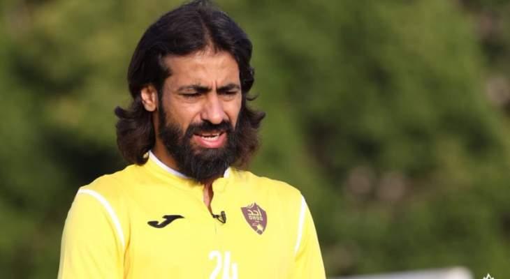 حسين عبد الغني يعود الى النصر السعودي كمدير تنفيذي للفريق