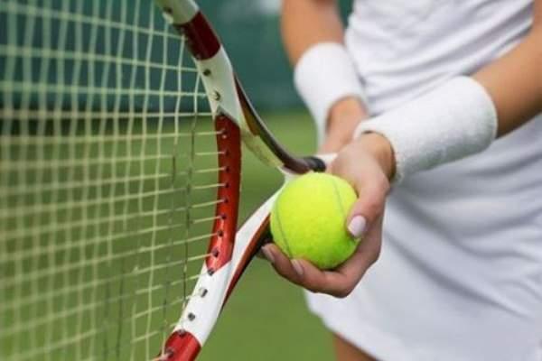 بطولات التنس لا زالت معلقة