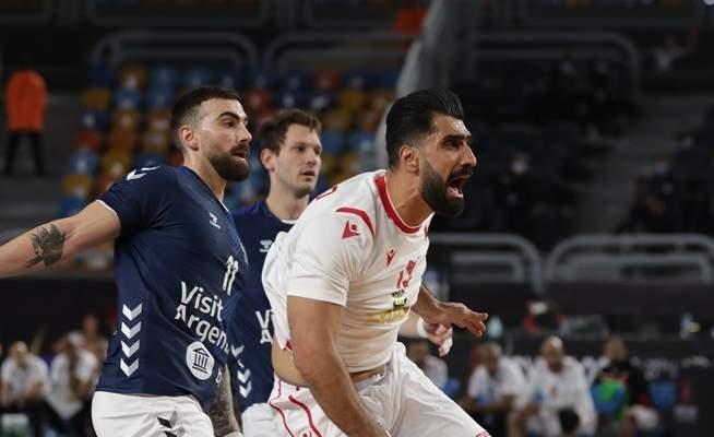 مونديال اليد: سقوط البحرين امام الارجنتين وتونس تتعادل مع البرازيل